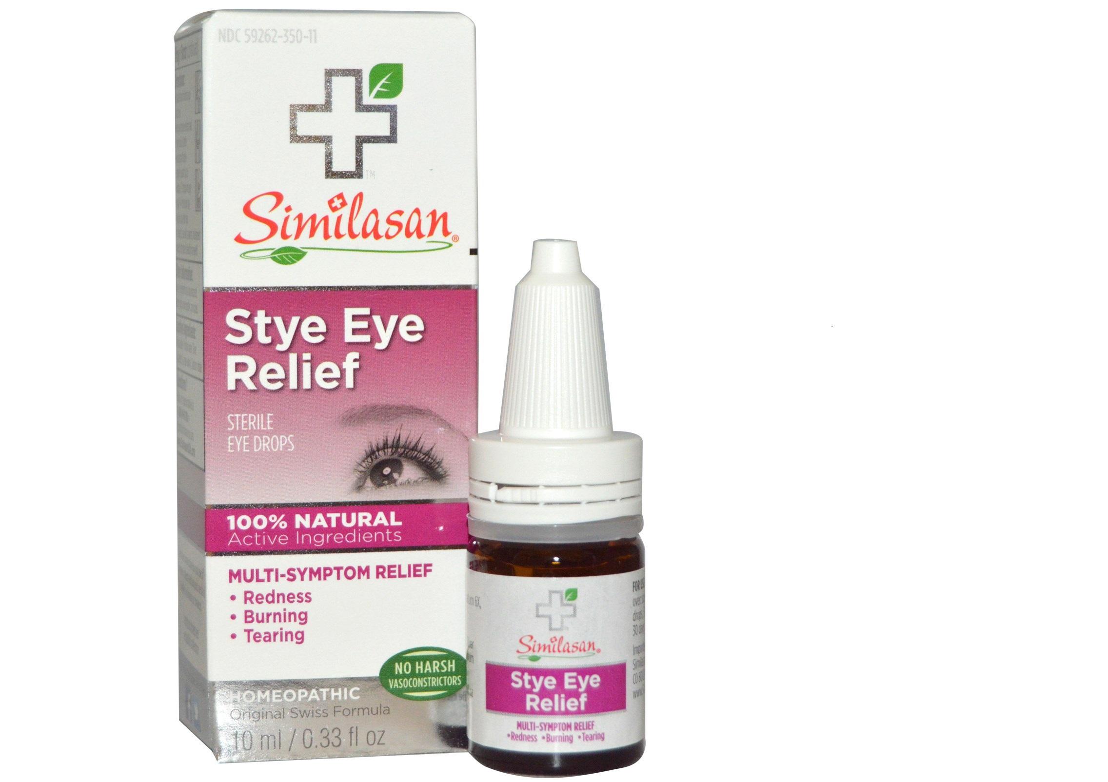 Similasan Stye Eye Relief Review