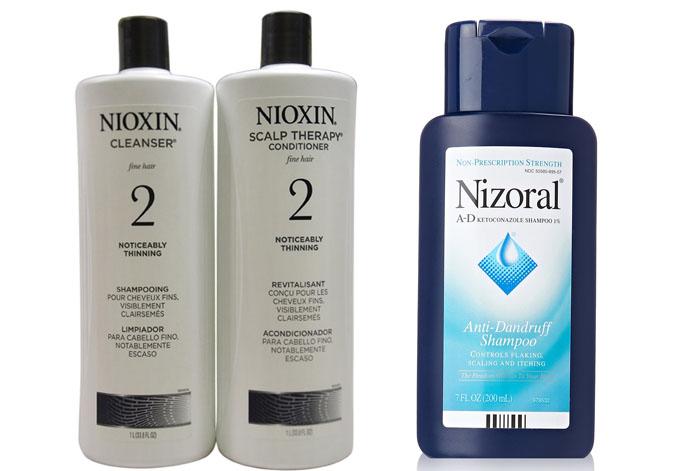 Nioxin Vs Nizoral