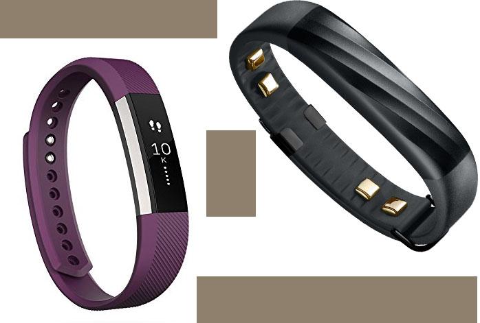 Fitbit Alta Vs Jawbone UP3