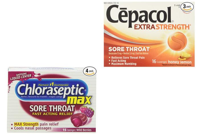 Chloraseptic Vs Cepacol