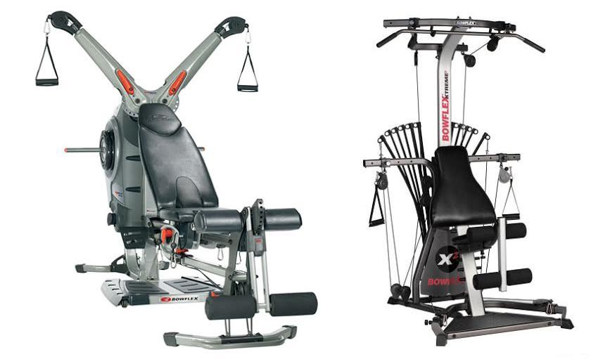 Bowflex Revolution Vs Xtreme 2