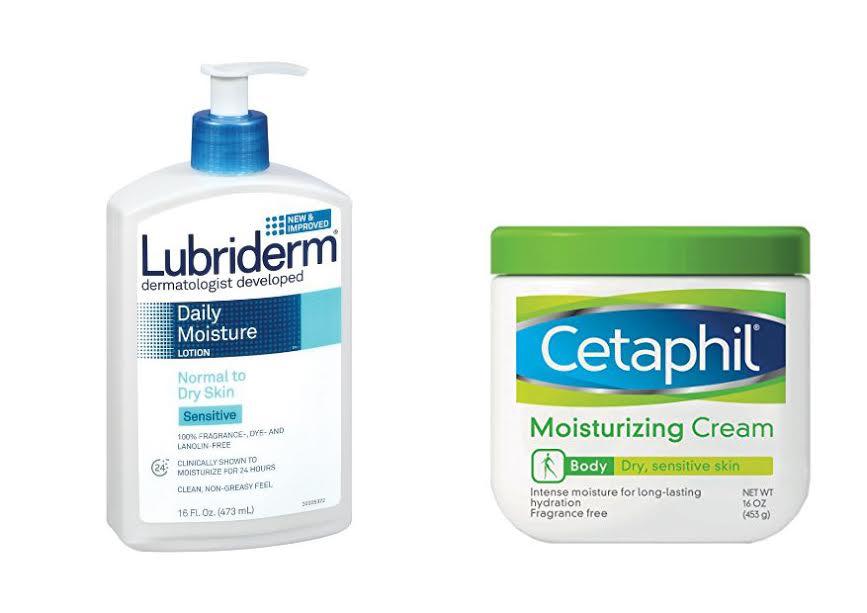 lubriderm vs cetaphil