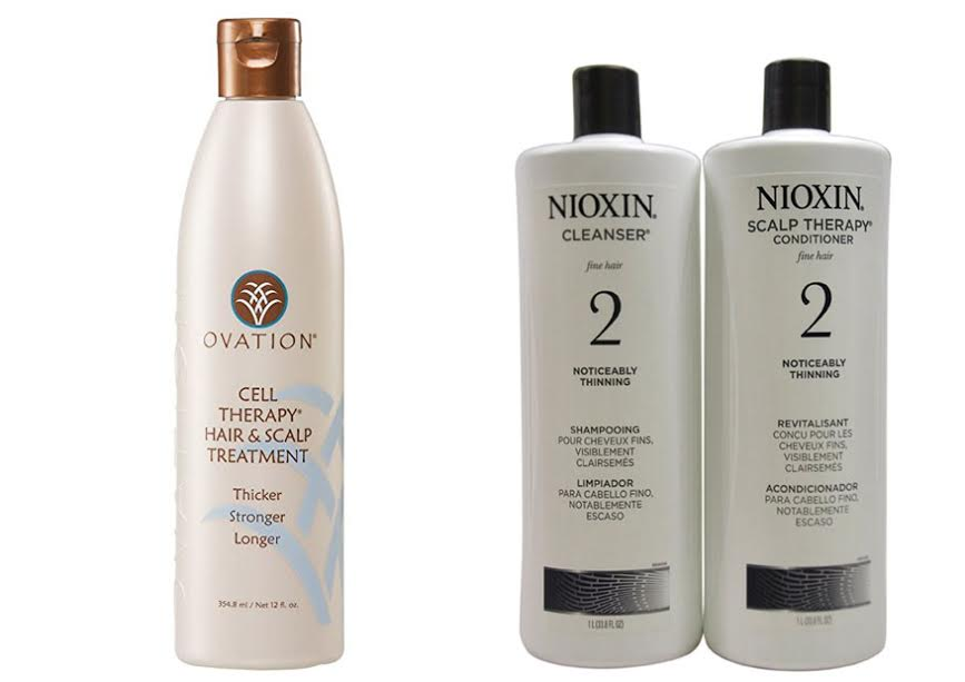 Ovation Cell Therapy Vs Nioxin System 2