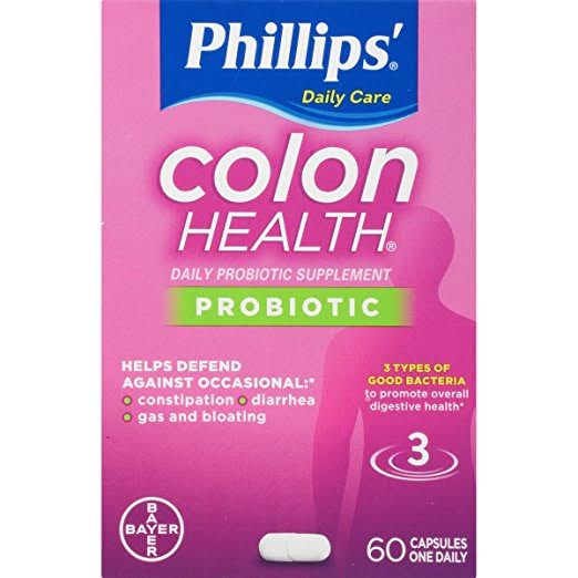 Phillips Colon Health Probiotic Review The Daily Probiotic for Healthy Digestion System