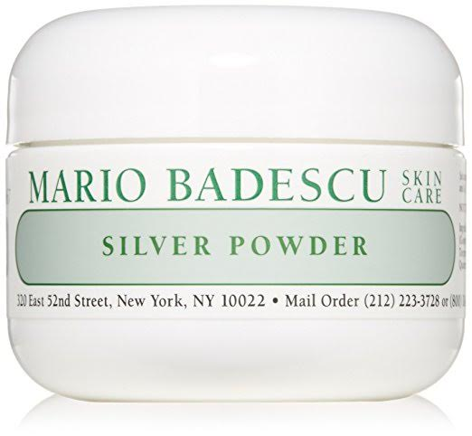 Mario Badescu Silver Powder Review For Skincare