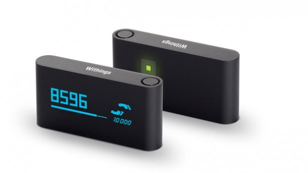 Withings Pulse vs Fitbit One