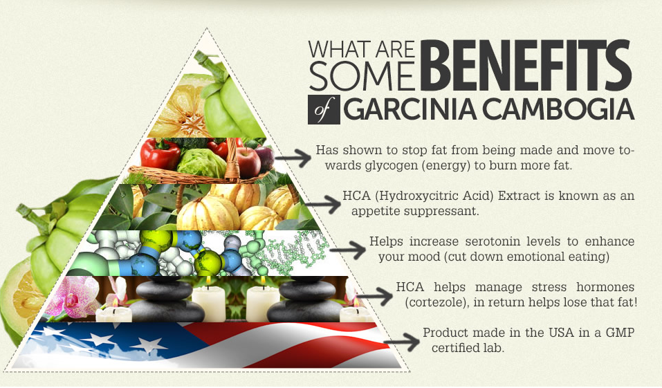 Health Benefits of Taking Garcinia Cambogia