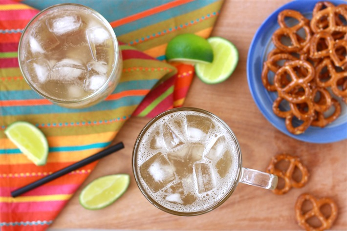 Healthy Ginger Ale