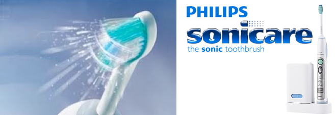 Comparing Sonicare Toothbrushed Product