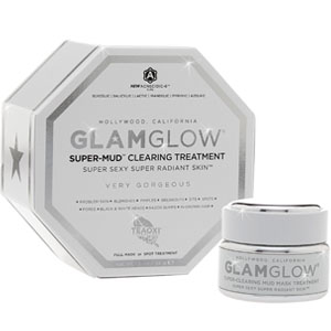 GLAMGLOW Super Mud Mask Review 1