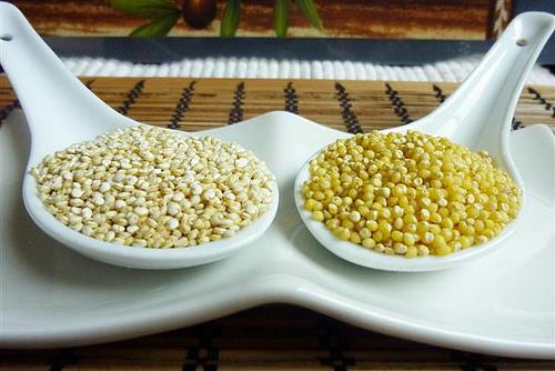 Amaranth Vs Quinoa