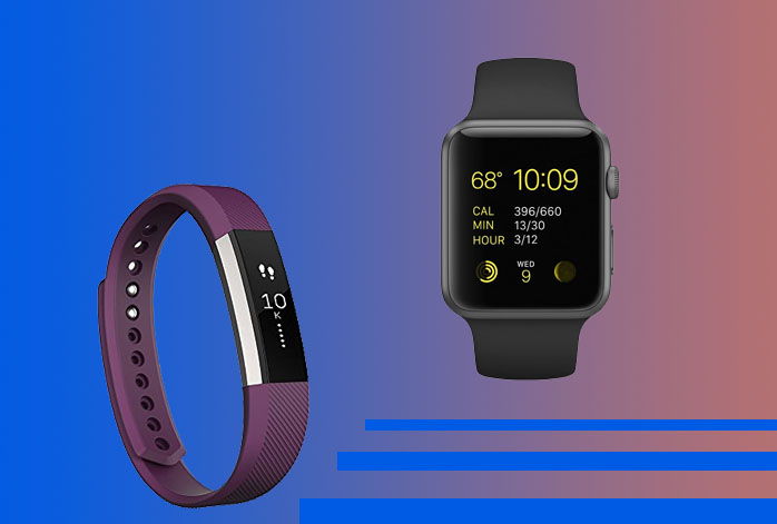 Fitbit Alta Vs Apple Watch