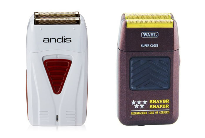 Andis Profoil Lithium Vs Wahl 5 Star Shaver