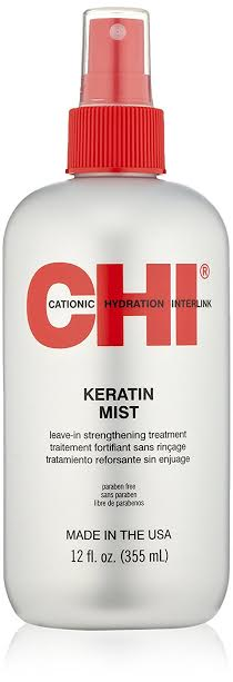 Chi Keratin Mist Review No More Hair Loss!