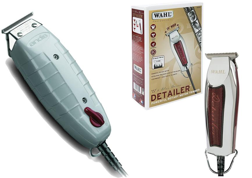 Andis T Outliner Vs Wahl Detailer