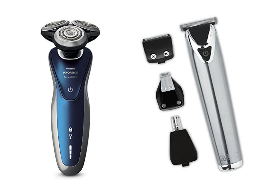 Philips Norelco 8900 Vs Wahl Lithium Ion