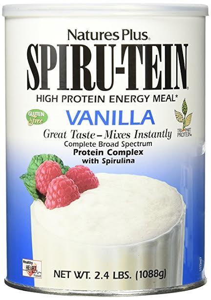 Spiru Tein Review Vanilla Supplement