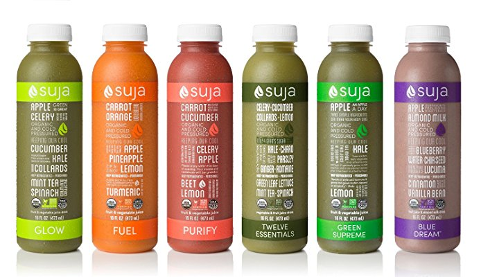 Suja 3 Day Cleanse Review Organic, Cold Pressed 3 Day Fresh Start