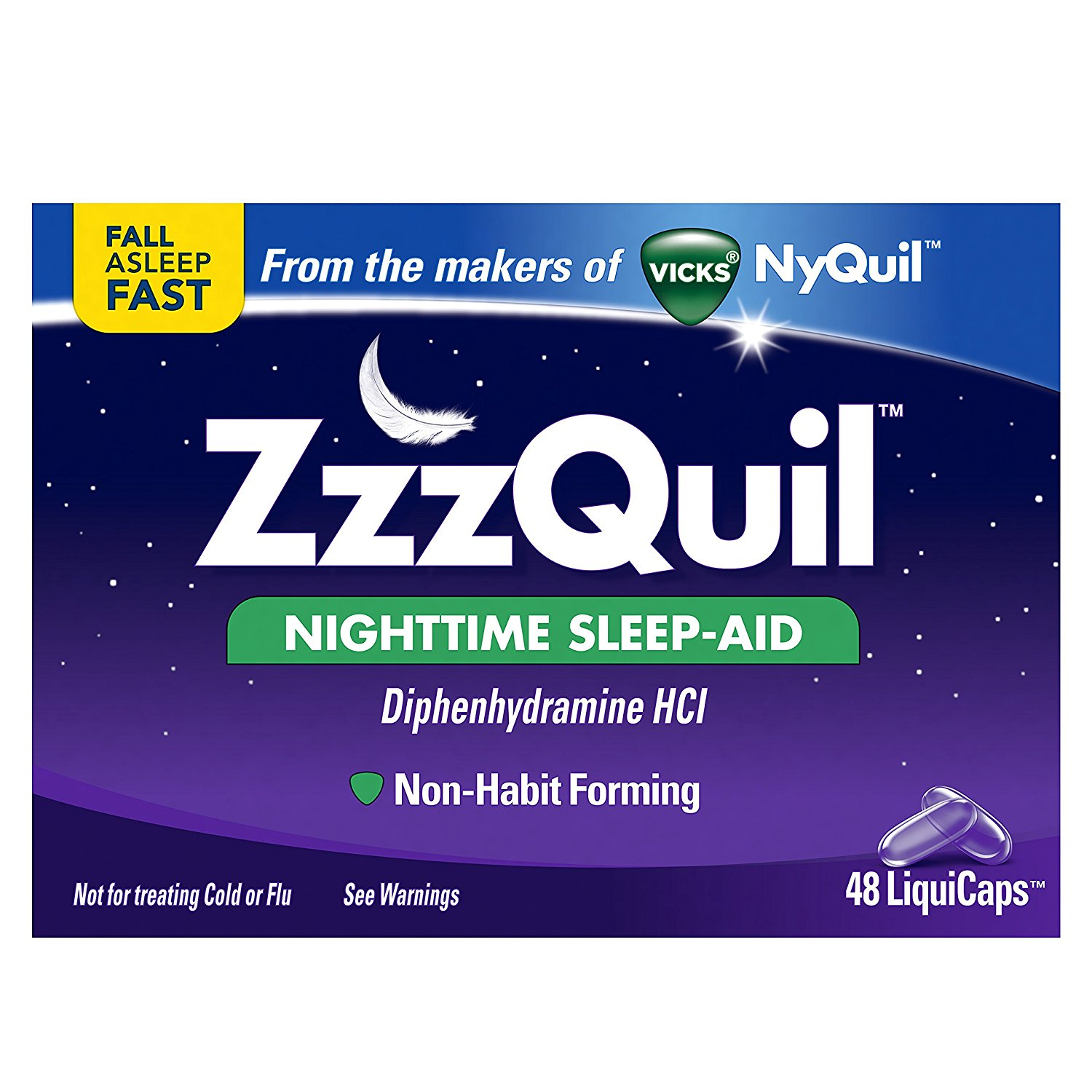 Zzzquil Review Nighttime Sleep Aid