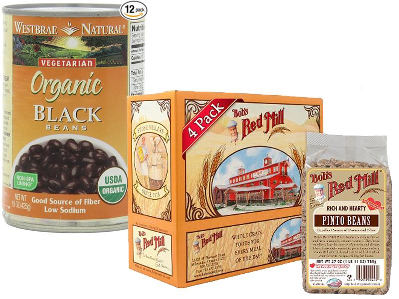 black beans vs pinto beans