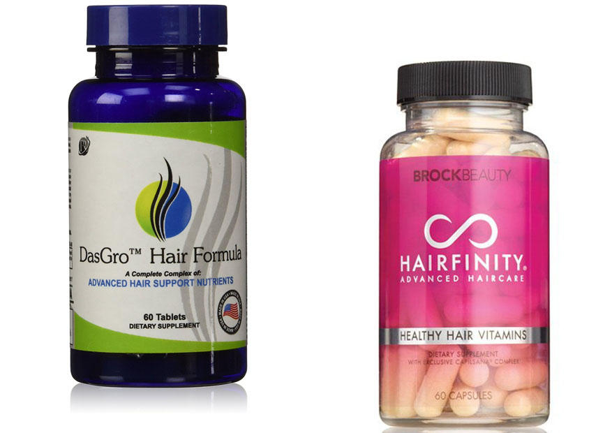 DasGro Vs Hairfinity